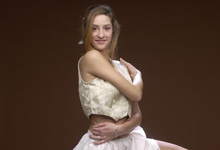 Paula Percivalle, coreógrafa de Rosario