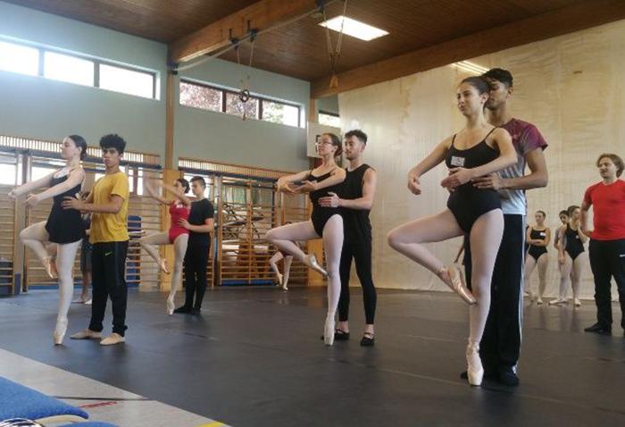 Un convenio con Austria despliega las alas de los bailarines argentinos
